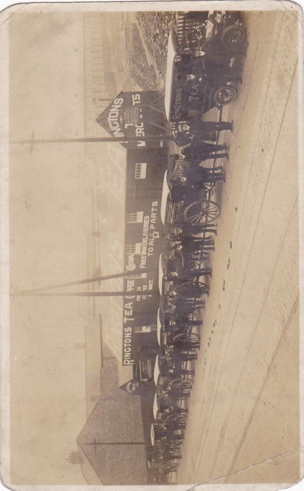 Ringtons' Shields Rd premises c 1910