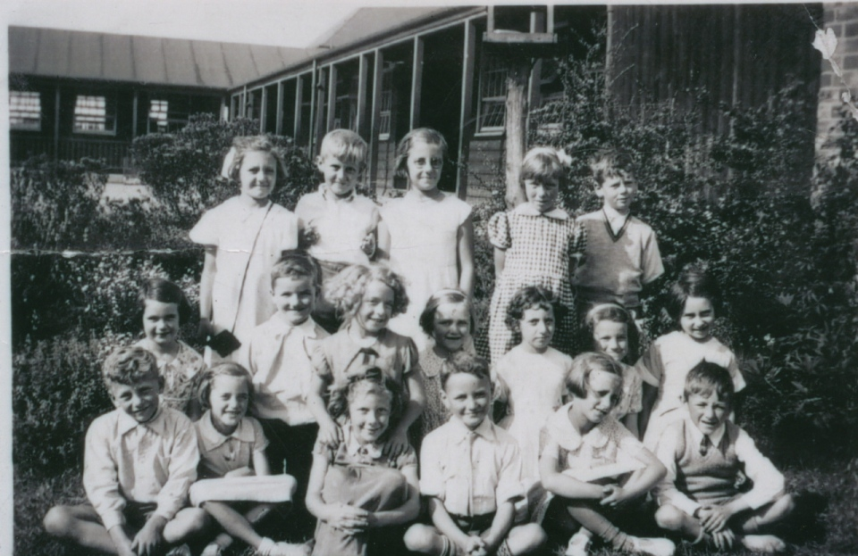 High Heaton Infants School Pupils, 1935