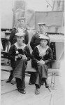 John Porter Gilhome (right)