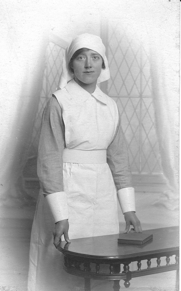 Mary Gilhome