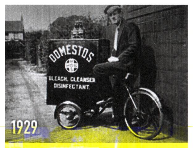 Domestos Bike