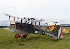StroudSe 5a biplane