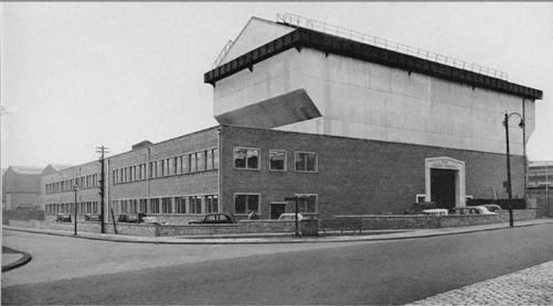 Grubb Parsons Factory