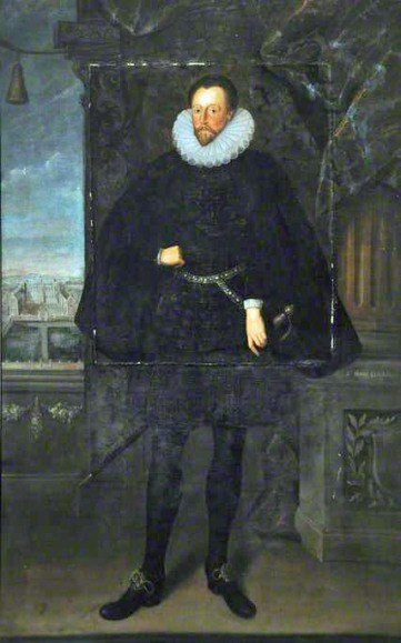 British School; Sir Henry Constable (c.1559-1608)