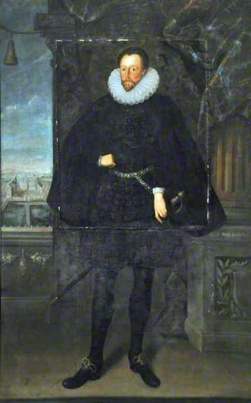 British School; Sir Henry Constable (c.1559-1608)