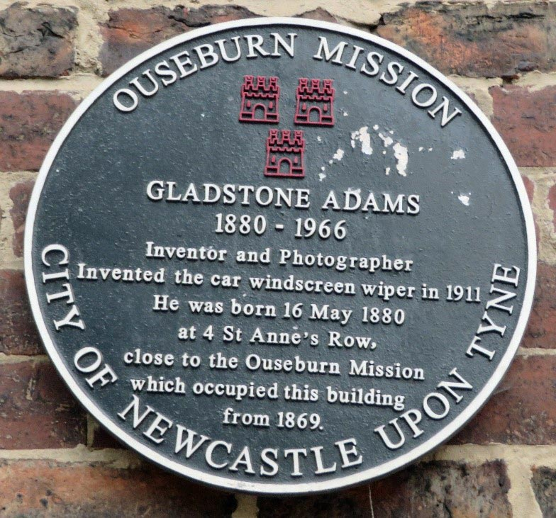 Adams2GAPlaqueOuseburnMission